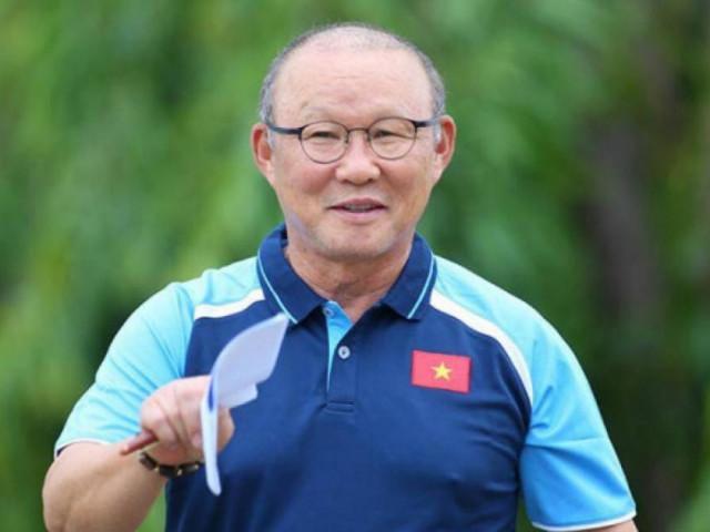 Xuất hiện thông tin cực chấn động về HLV Park Hang-seo