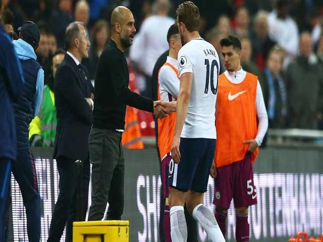 """Man City muốn kích hoạt """"bom tấn"""" Harry Kane: Hợp với Guardiola hơn Mourinho?"""