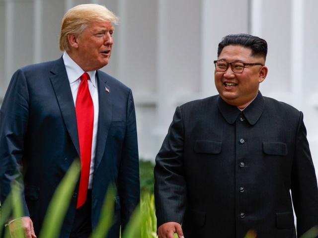 Đề xuất bất ngờ của ông Trump với ông Kim Jong Un sau khi đàm phán không thành ở Việt Nam