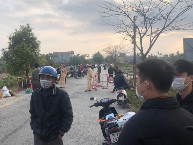 Hải Phòng khuyến khích tố giác công dân từ Hải Dương trở về không khai báo y tế
