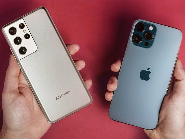 So sánh chi tiết camera của iPhone 12 Pro Max và Galaxy S21 Ultra