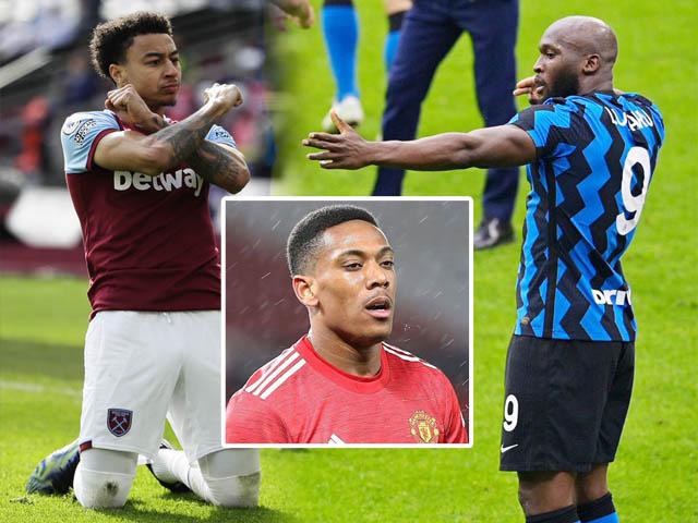Lingard - Lukaku đồng loạt tỏa sáng, Martial gây thất vọng: MU có tiếc nuối?