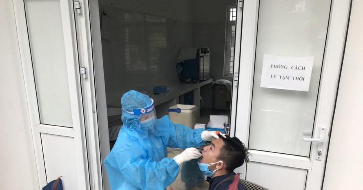 Hà Nội: Người từ Hải Dương xét nghiệm âm tính SARS-CoV-2 có phải cách ly y tế?