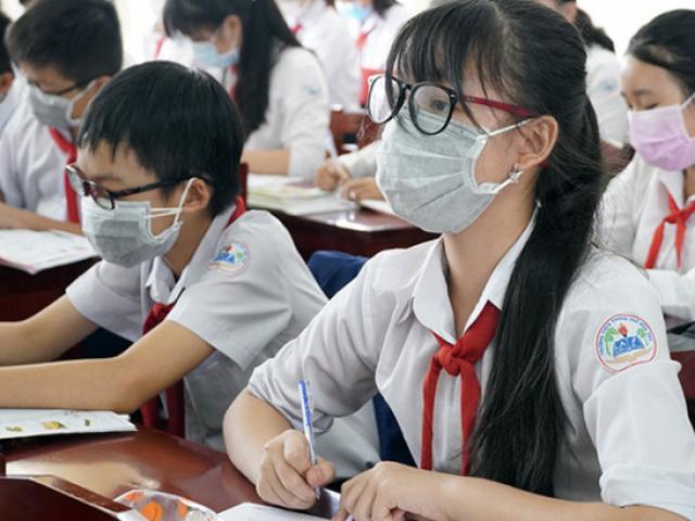 Từ ngày 1/3, học sinh Quảng Ninh sẽ trở lại trường học
