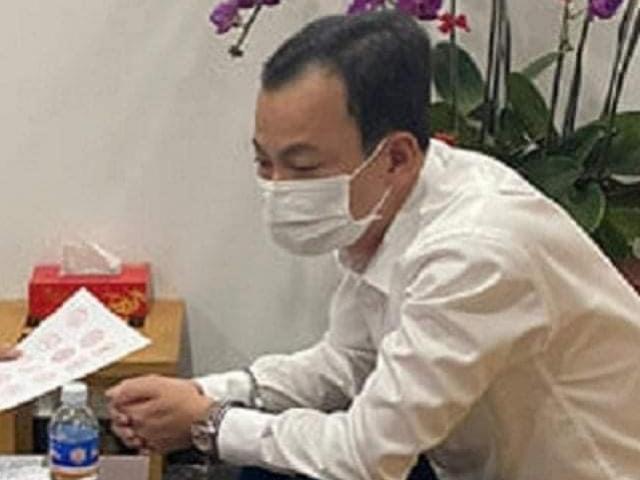 """""""Ông trùm"""" trong đường dây xăng giả Lê Thành Trung là ai ?"""