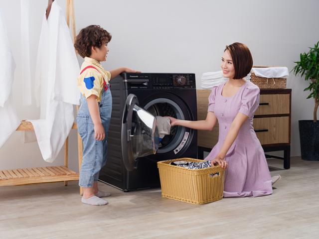 5 tiêu chí cần lưu ý khi lựa chọn máy giặt cho nhà chung cư