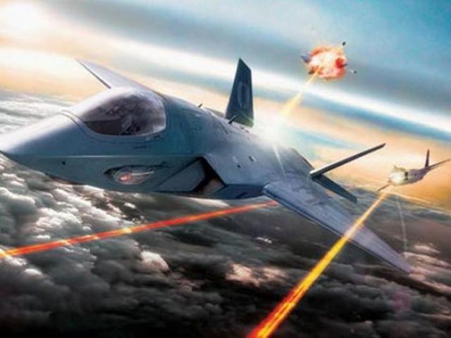 Khám phá máy bay dân dụng có khả năng bắn hạ tên lửa đạn đạo