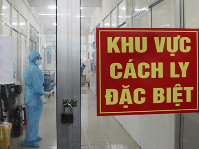 Thêm 6 ca mắc COVID-19, ghi nhận tại Hải Dương và Quảng Ninh