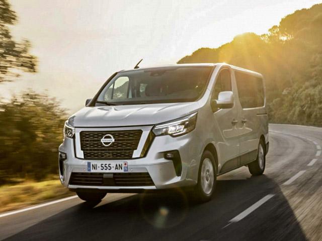 Nissan NV300 Combi phiên bản nâng cấp ra mắt, sớm có mặt tại Đông Nam Á