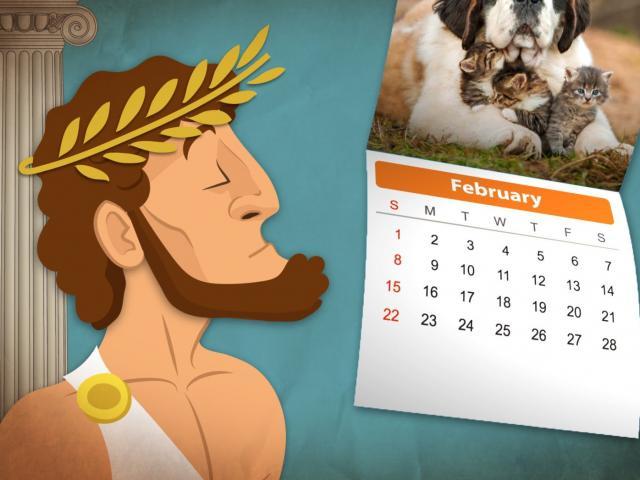 Vì sao không lấy ngày của tháng khác bù cho tháng Hai để có đủ 30 ngày?