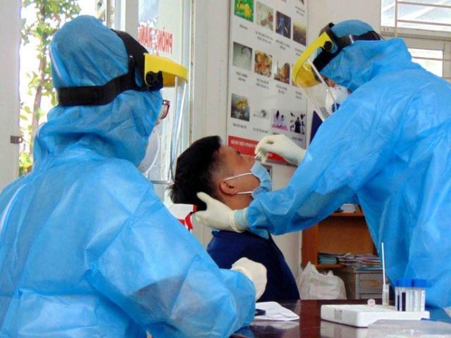Thêm 9 ca mắc COVID-19 mới lây nhiễm trong nước