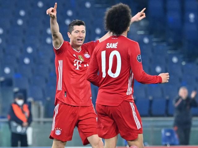 """Tưng bừng Cúp C1: Lewandowski giúp Bayern """"hủy diệt"""" Lazio trên đất Italia"""