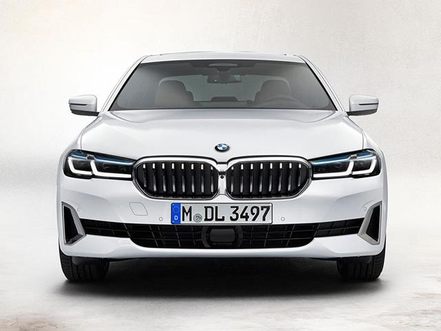 BMW 5-Series mới sắp có mặt chính hãng ở Việt Nam
