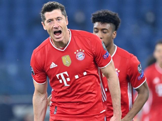Trực tiếp bóng đá Lazio - Bayern Munich: Thế trận nhàn nhã (Hết giờ)