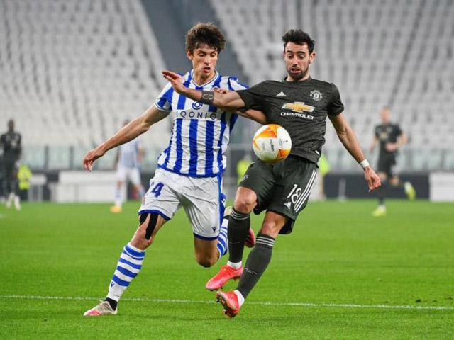 Nhận định bóng đá MU - Real Sociedad: Toan tính cho cuộc đua vô địch