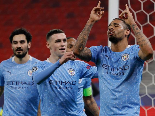 Man City thắng trận thứ 19 liên tiếp: Càn quét từ Ngoại hạng Anh tới Cúp C1