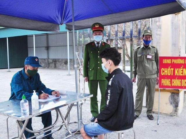 Hưng Yên: Dỡ phong toả xã Phú Yên, dừng giãn cách xã hội huyện Yên Mỹ, Khoái Châu vào ngày mai