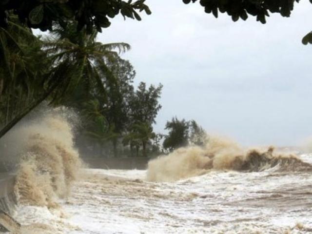 Bão Đỗ Quyên xuất hiện trong tháng 2 là cơn bão đến sớm và ít gặp