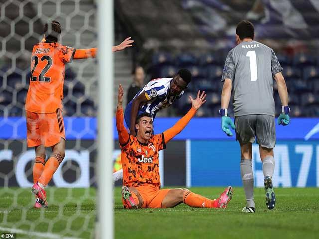 Lượt đi vòng 1/8 Cúp C1 khép lại: 7/8 đội chủ nhà thất bại, Juventus lạc lõng