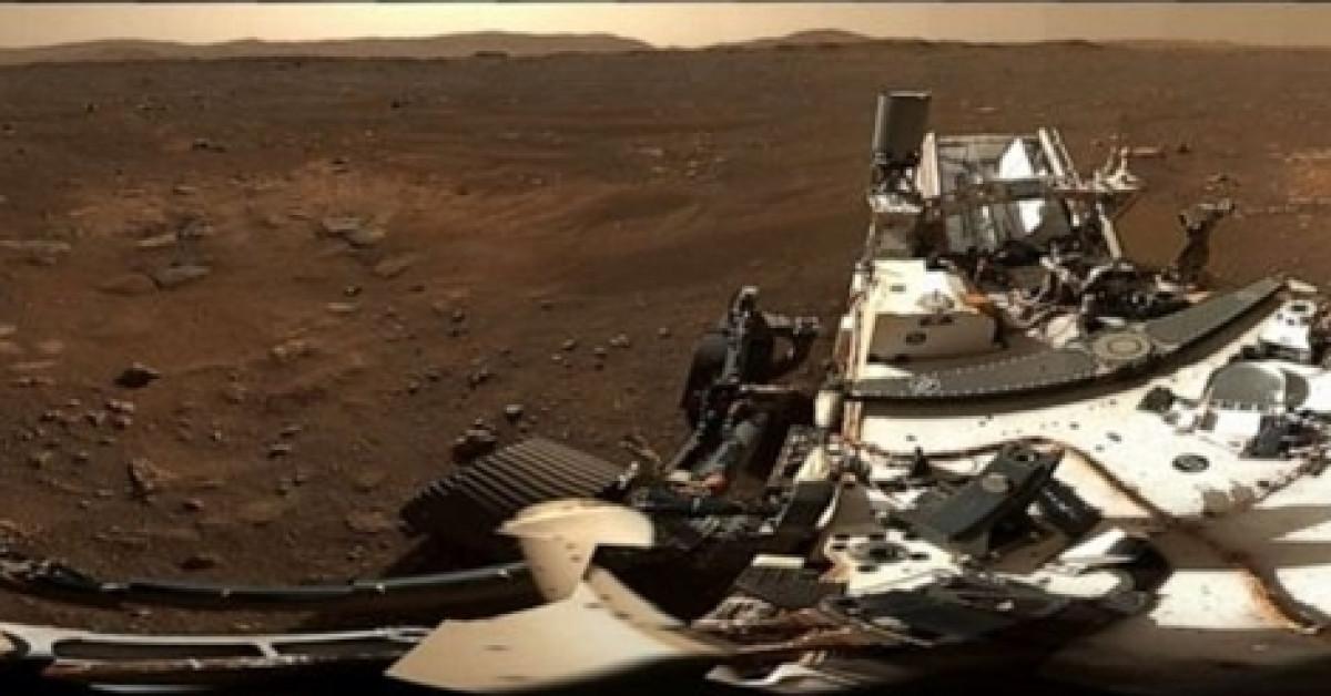 NASA công bố ảnh toàn cảnh gửi về từ Sao Hỏa