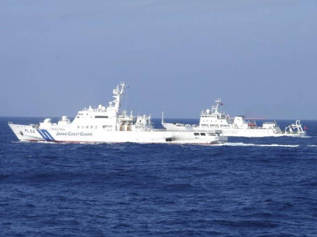 Nhật Bản cho phép bắn tàu nước ngoài lại gần quần đảo tranh chấp với TQ