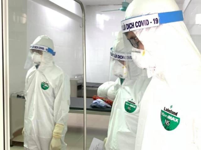 Công bố thêm 4 ca COVID-19 lây nhiễm trong nước