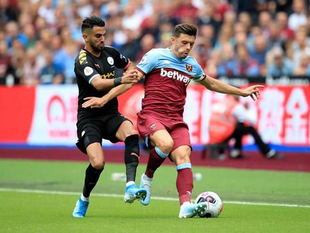 Nhận định bóng đá Man City - West Ham: Lingard thăng hoa, đội khách mơ địa chấn