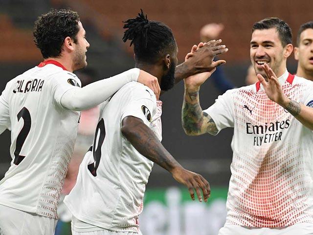 Kết quả bóng đá Europa League, AC Milan - Sao Đỏ Belgrade: Penalty đến khá sớm, bước ngoặt thẻ đỏ