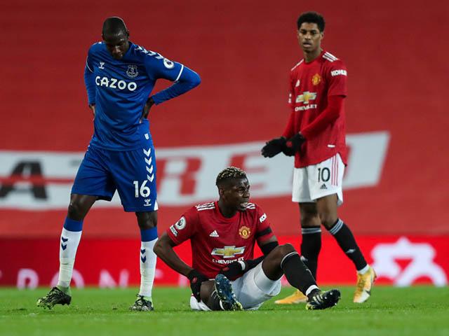 """MU dốc toàn lực đấu Chelsea: Pogba báo hung tin, 3 """"thương binh"""" trở lại"""