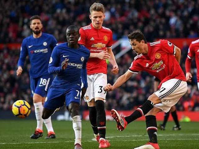 Dự đoán tỉ số vòng 26 Ngoại hạng Anh: Chelsea - MU đại chiến, Man City hưởng lợi