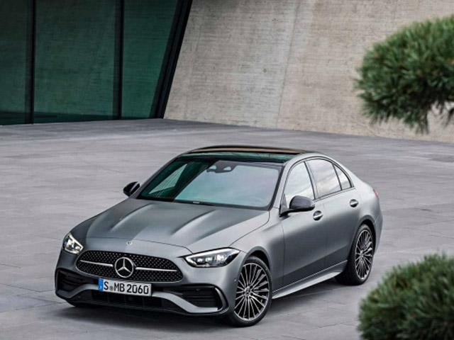 Mercedes-Benz C-Class thế hệ mới ra mắt toàn cầu