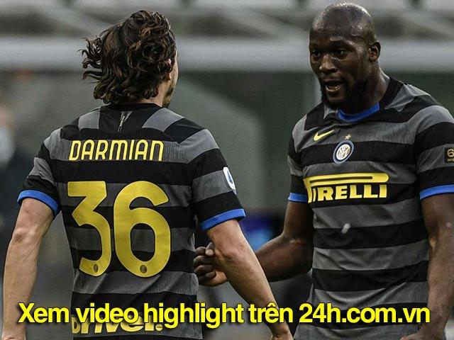 Video Inter Milan - Genoa: 3 sao từ MU cùng lập công, xây chắc ngôi đầu