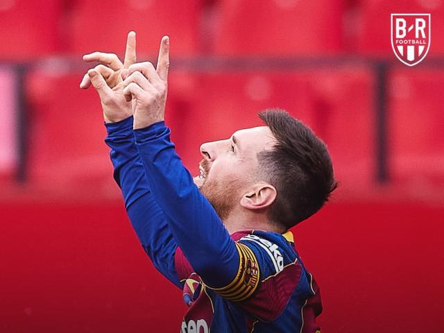 Messi tỏa sáng vẫn bị tố được trọng tài thiên vị, suýt bị đuổi khỏi sân