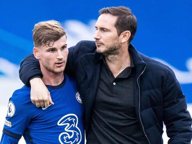 Tin mới nhất bóng đá tối 28/2: Werner thừa nhận cảm thấy có lỗi với Lampard