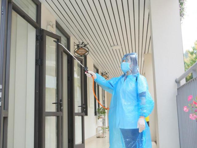 Đón học sinh trở lại, trường học ở Hà Nội trang bị phòng cách ly