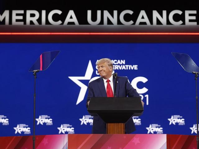 Ông Trump có tuyên bố quan trọng trong hội nghị của đảng Cộng hòa