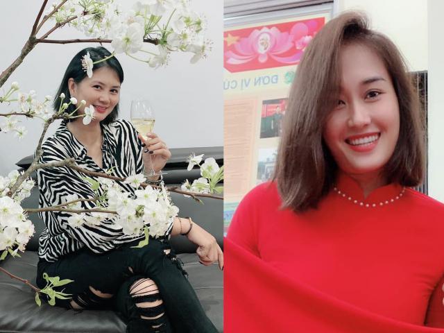 Người đẹp bóng chuyền Kim Huệ xinh tươi bên hoa lê, Linh Chi có giải nghệ lấy chồng?