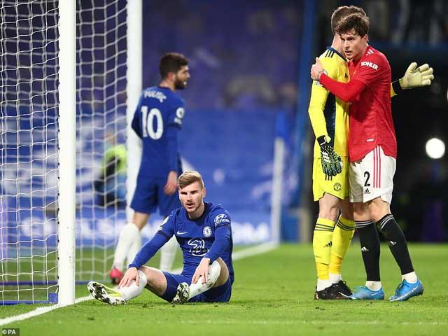 Bảng xếp hạng Ngoại hạng Anh: MU tự làm khó mình, Liverpool đe dọa top 4