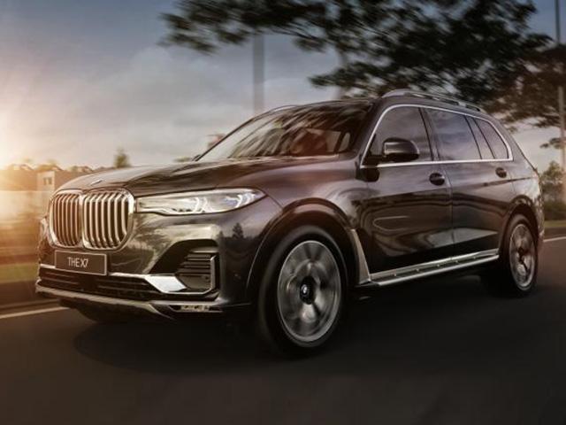 Ra mắt BMW X7 phiên bản lắp ráp tại Indonesia giá từ 3,7 tỷ đồng
