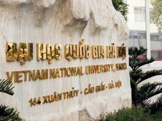 ĐH Quốc gia Hà Nội công bố phương thức xét tuyển năm 2021