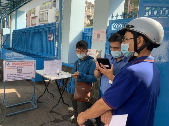 Hơn 42.000 người có triệu chứng viêm hô hấp cấp khai báo ở TP.HCM