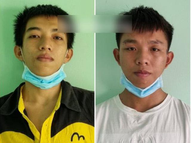 Quá trình chuẩn bị hung khí đi cướp ngân hàng của 2 anh em nam sinh