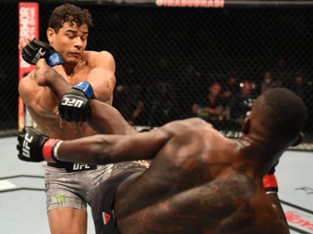 Võ sĩ nốc cả chai rượu rồi lên võ đài UFC, bị ê chề chưa từng có