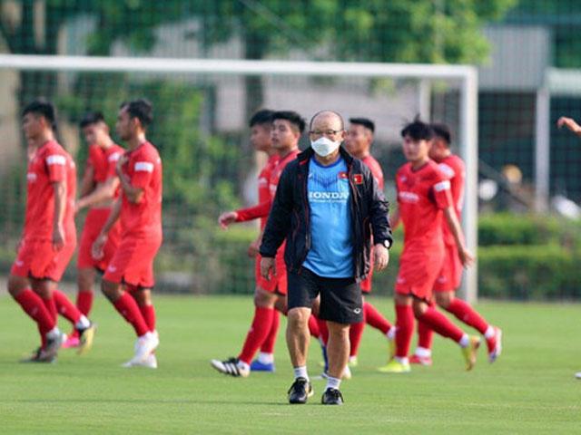 ĐTVN chinh phục vòng loại World Cup: HLV Park Hang Seo đối diện khó khăn nào?
