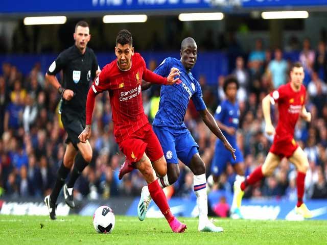 """Trực tiếp bóng đá Liverpool - Chelsea: """"The Kop"""" hướng tới kỷ lục trước """"The Blues"""""""
