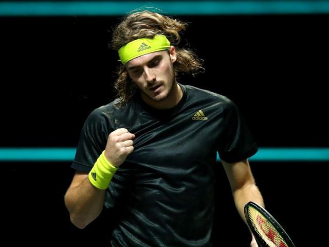 Mỹ nhân Svitolina thua chóng vánh, Tsitsipas vất vả đi tiếp tại Rotterdam Open