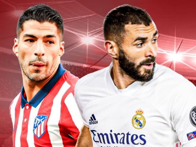 Nhận định bóng đá Atletico Madrid - Real Madrid: Derby sống còn, mệnh lệnh phải thắng