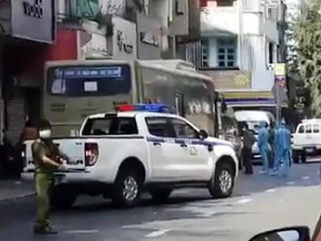 Phong tỏa khách sạn ở trung tâm Sài Gòn vì phát hiện 35 người TQ nghi nhập cảnh trái phép