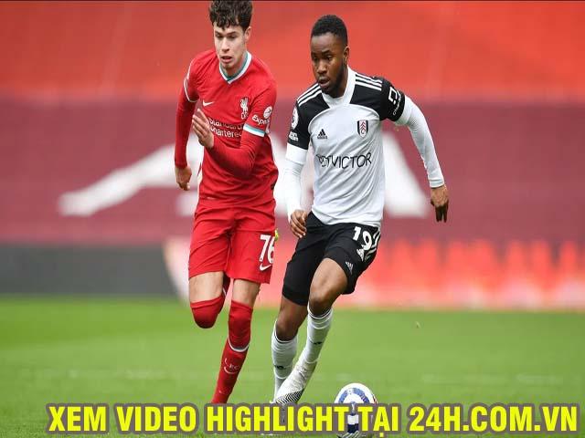 Video Liverpool - Fulham: Salah hóa tội đồ, nối dài kỷ lục buồn