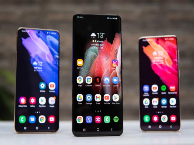Bảng giá smartphone Samsung tháng 3/2021, giảm tới 15 triệu đồng
